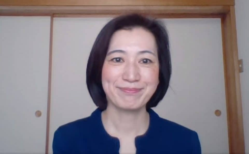 澁谷智子教授。ヤングケアラー研究の第一人者 成蹊大学教授