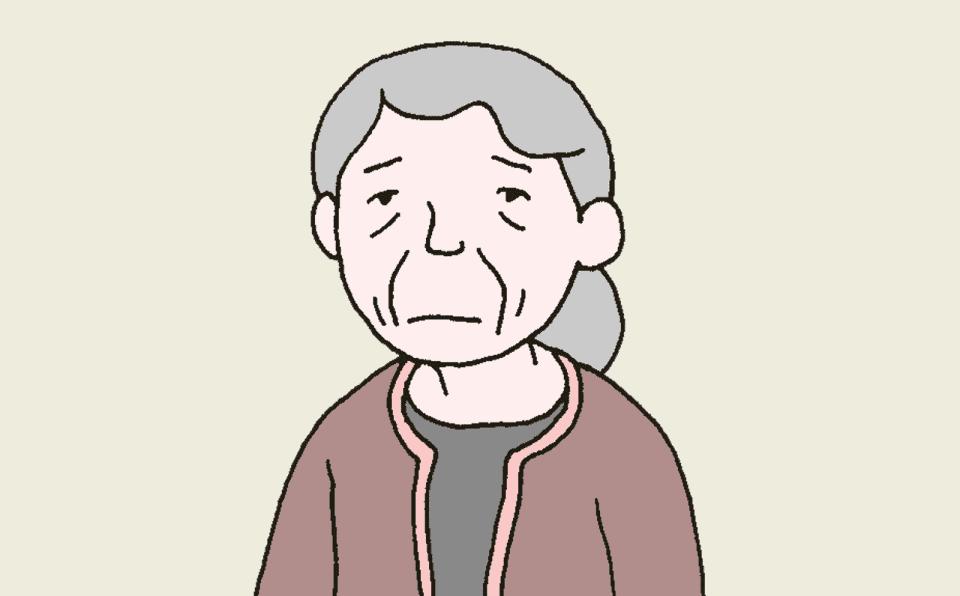 Kさん 68歳・女性・要介護3・認知症:高度