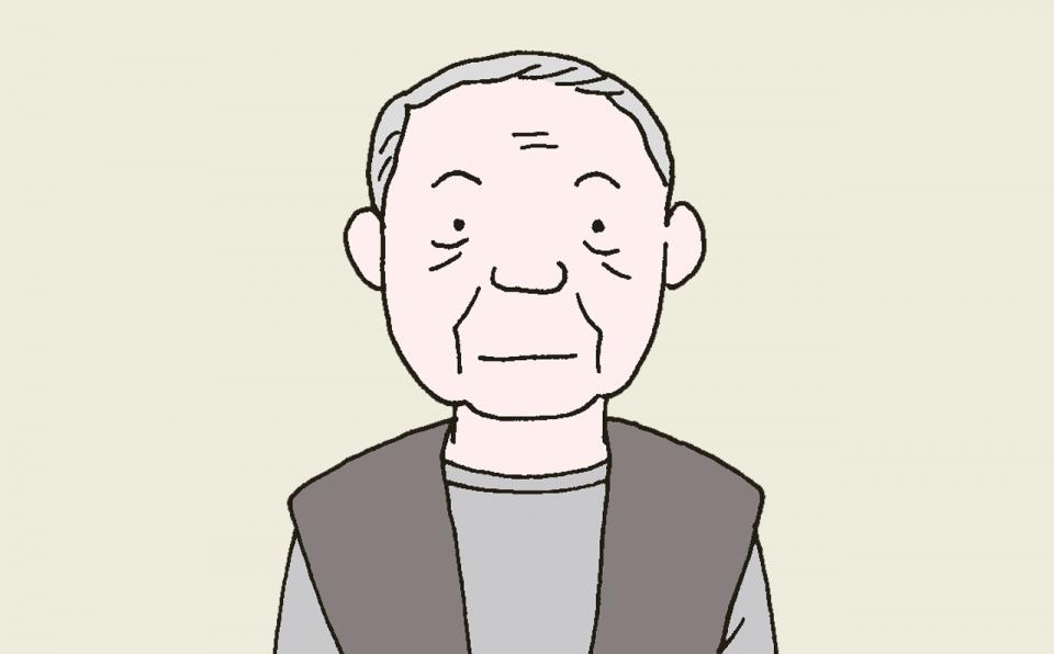 Xさん 78歳・男性