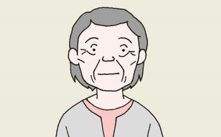 ABさん 87歳・女性