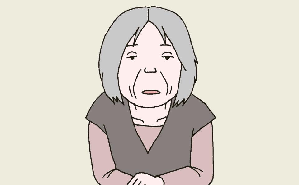 Fさん  81歳・女性・要介護5・脳梗塞(2回)、四肢マヒ、前年に胃瘻造設
