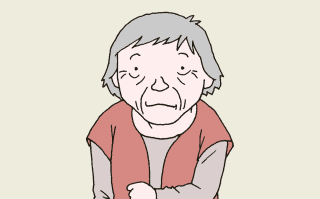 Dさん 78歳、女性、要介護2